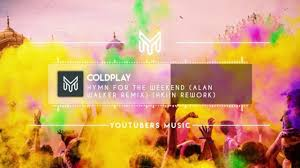 alan walker remix coldplay hymn for the weekend alan walker remix hkinn rework