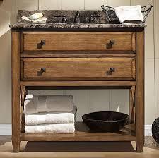 Sagehill Vanity Weathered Wood Bathroom Vanities For A Cottage Style Bathroom Are