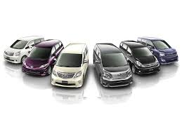 toyota 7 seaters mpv family car family line up c c a r s