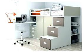 bureau pour lit mezzanine lit mezzanine avec bureau et rangement lit mezzanine ado avec bureau