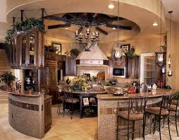 kitchens homes of the rich
