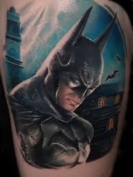 batman tattoos ink chill