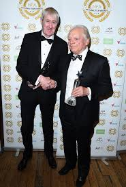 Only Fools And Horses The Chandelier Sir David Jason Reunites With Only Fools And Horses Pal Nicholas