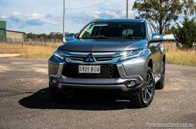 2016 mitsubishi pajero sport review video performancedrive