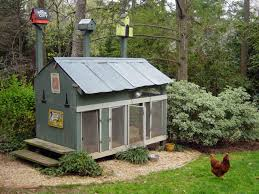 Dirt Backyard Ideas Home Decor Chicken Coop For Backyard Chickens From Fingers In