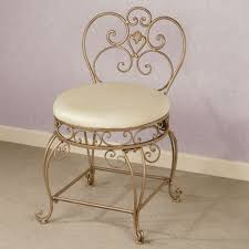 Vanity Chair With Wheels Counter Height Vanity Chair Ludlow Counter Height Bar Stool
