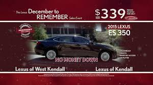 lexus kendall service lexus of kendall lexus of west kendall december to remember 2014