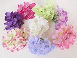 silk hydrangea artificial flowers simulation silk hydrangea flower wall