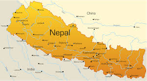 Nepal India Map by Nepal General Information Nepal Travel Information Trekking In