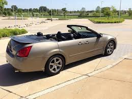 2017 nissan convertible nissan maxima convertible fails to sell on ebay u2013 we wonder why