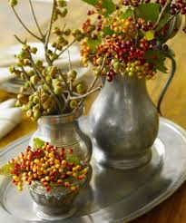 ideas for table decorations 36 acorn table centerpieces table decorating ideas