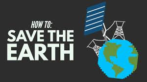 save the how we can save the world