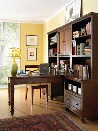 Home Office Decoration Ideas Neutral Home Office With Partners Desk Office Pinterest