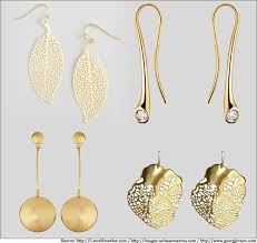 design of earrings stunning gold earrings for earring designs earrings online