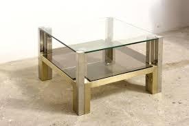 glass top display coffee table fabulous table rectangular glass top marvelous wood and metal coffee