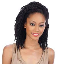 black cuban twist hair freetress equal cuban twist braid 12 16 24 inch 4c natural