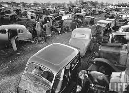 car junkyard guelph history old time junk yard photos pix 1920 to 1970 page 51