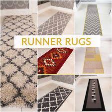 Thin Runner Rug Hall Runner Ebay