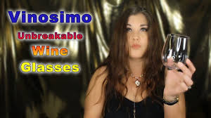 wine time unboxing vinosimo unbreakable stemless wine glasses