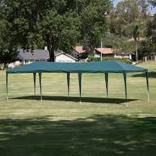 Outdoor Patio Canopy Gazebo by 10 U0027x30 U0027 Party Wedding Outdoor Patio Tent Canopy Heavy Duty Gazebo