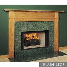 Custom Size Fireplace Screens by Somerset Wood Fireplace Mantel Custom Size