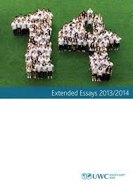 Ib Extended Essay Samples Extended Essay Subjects