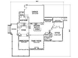 floor plans for country homes country home plans luxury country house plan 058h 0091 at
