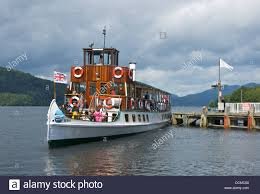 mv teal a steamer operated by windermere lake cruises at bowness