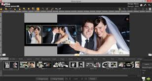 wedding album design software dgflick album designing software