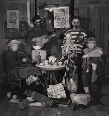 ward kimball family halloween costume idea 4 beatnik