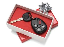 big bow for car present how to gift a car this season quoted