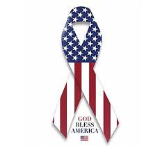 patriotic ribbon patriotic u s flag wall decor ribbon poster