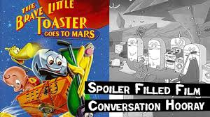 Talking Toaster 078 Sffch U2013 The Brave Little Toaster Goes To Mars Spoiler Filled