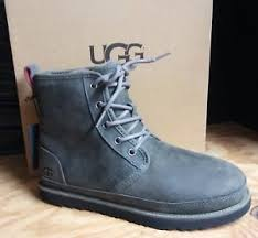 hiking boots s australia ebay s ugg australia harkley waterproof leather boot charcoal
