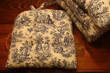 French Country Chair Cushions - french country chair cushions ebay