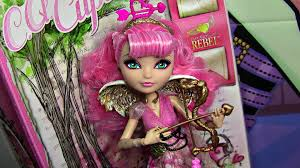 all after high dolls after high c a cupid doll review d
