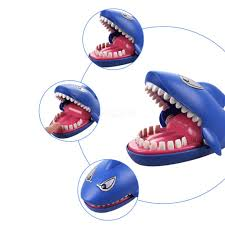 snappy shark game classic biting hand game dentist game dental
