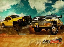 Classic Ford Diesel Truck - dodge truck wallpaper