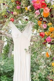 wedding arch nashville bailey kevin chagall inspired summer wedding rosemary finch