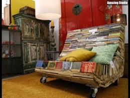sofa paletten recycling möbel wunderschönes sofa aus paletten