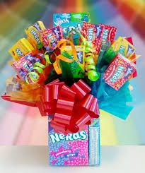 candy gift basket best 25 candy gift baskets ideas on candy baskets