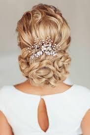Hochsteckfrisurenen Hochzeit Mit Perlen by Steckfrisur Mit Perlen Haarschmuck Vintage Hochzeit In Weiß Und