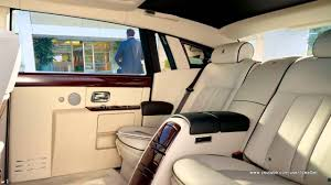 roll royce rollls 2013 rolls royce phantom extended wheelbase interiors youtube