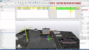 modeling 3d paths for tower cranes and forklifts in synchro youtube