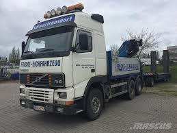 used volvo trucks in sweden used volvo fh16 520 pk19000 blatt kran 6x4 pritsche palfing