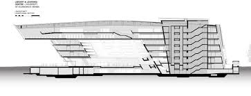indiana convention center floor plan library and learning centre university of economics vienna zaha