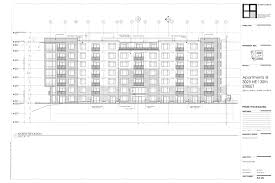 fastbid 3 lake city apartments seattle wa phase 2 permit