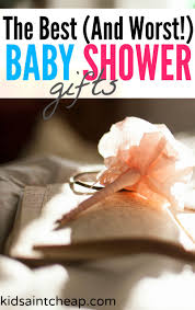 the best and worst baby shower gifts kids ain u0027t cheap