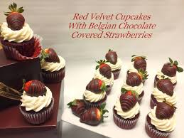 order cupcakes online chocolate strawberries on velvet cupcakes cake delivery order