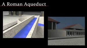 a roman aqueduct youtube